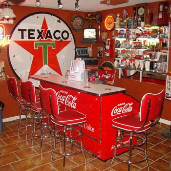 Coke Cola Bar - Coca-Cola