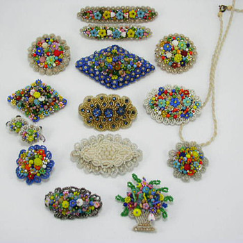 Seed Bead Jewelry collection