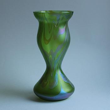 Wilhelm Kralik Vase - Art Glass