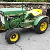John Deere Garden Tractor 110 - c.1965