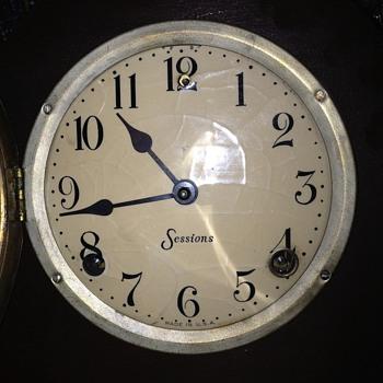 My garage sale special  - Clocks