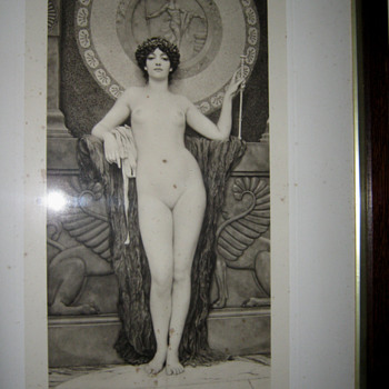SIGNED -  J. W. GODWARD PRINT - Posters and Prints