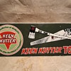 Keen Kutter Sign AAA Sign Company Coitsville Ohio Vintage Kind Of