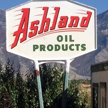 Ashland Gas/Oil - Advertising