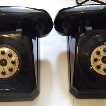 Stromberg-Carlson Intercom phones - Telephones