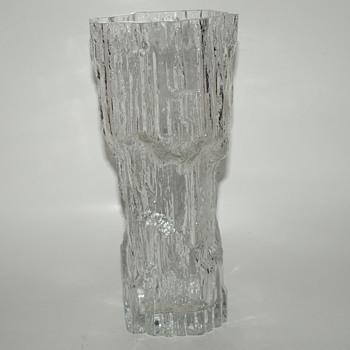 Tapio Wirkkala for Iittala Icicle Vase - Art Glass