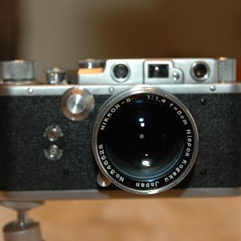 One of my Treasures - Cameras