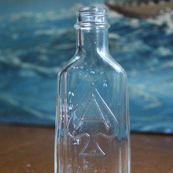 Ace Glass Bottle - Bottles