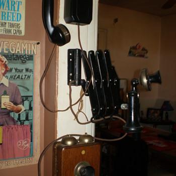 vintage telephones - Telephones