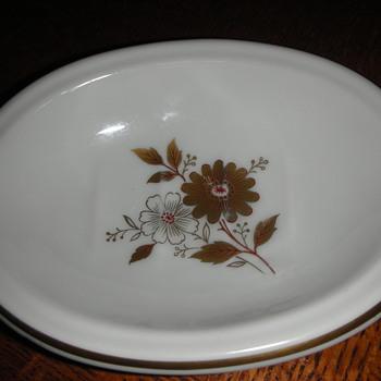 Lefton China soap dish 6124 - China and Dinnerware