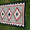 Need help with Pattern id on these Navajo rugs