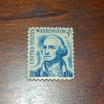 washington 5 cent stamp - Stamps