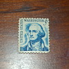 washington 5 cent stamp