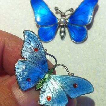 Another repair! A touch of blue... - Fine Jewelry