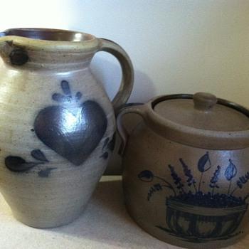 Rockdale Union Pottery - Pottery