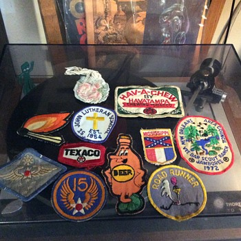 Patches iam Depending on you - Medals Pins and Badges