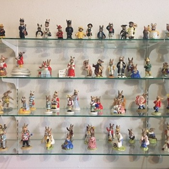 Bunnykins Collection  - Figurines