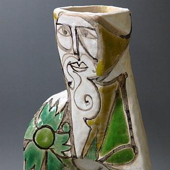 Elio Schiavon sculptural vase - Pottery