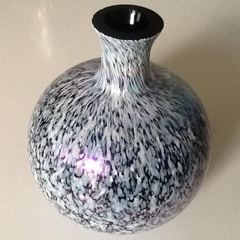 Fleamarket find - Art Glass