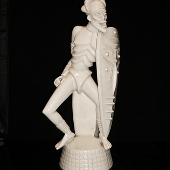 Waylande Gregory Porcelain - Pottery