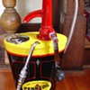 Vintage Gear Lube Dispenser...Pennzoil SAE 90