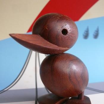 bolling duck - Mid-Century Modern