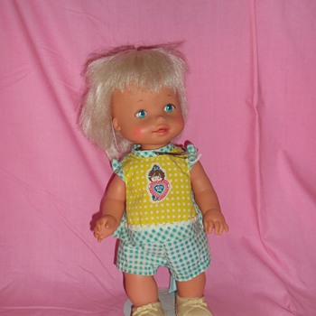 How can I find out how much this doll is worth? - Dolls