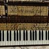 Piano key board