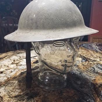 World War 1 helmet  - Military and Wartime