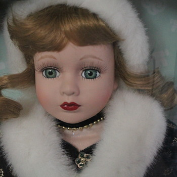 Victorian Bows Collection Doll