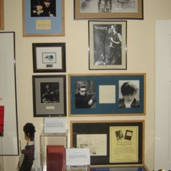 Stuart Sutcliffe memorabilia... - Music Memorabilia