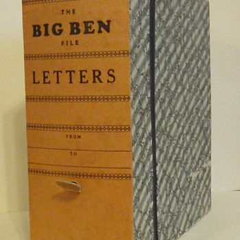 Exell or Big Ben Files - Office