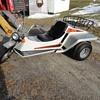 1970's BDI Owosso Explorer Corp. Exalter Street Legal Trike