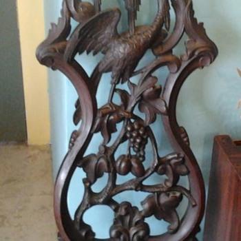 Rococo Revival Naturalistic Chair - Furniture