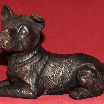 Cast Iron Jack Russell Terrier - Animals