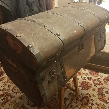 JENNY LIND TRUNK - Furniture