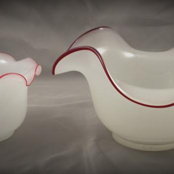 Re-invention in the Art Deco era: from Harrach to Kralik - Art Glass