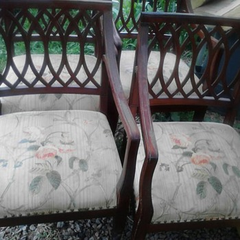Baker chairs - Furniture