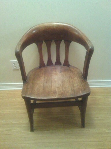 Please help me to Identify this chair | Collectors Weekly
