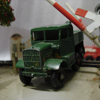 Matchbox Monday » Scammell Breakdown Truck (64A)  1959  - Model Cars