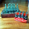 Coca-Cola 8-Pack and Wooden Crate