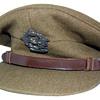 World War Two South African Air Force Officer's viser cap