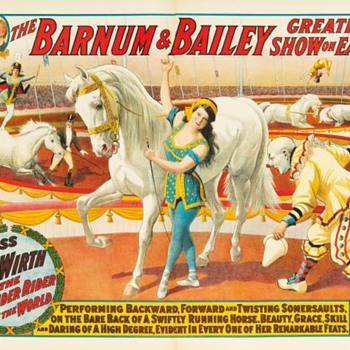 The Greatest Bareback Rider of All Time - Posters and Prints
