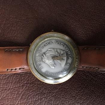 Emile Pequignet watch - Wristwatches