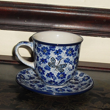 Coffe cup from Poland - Pottery