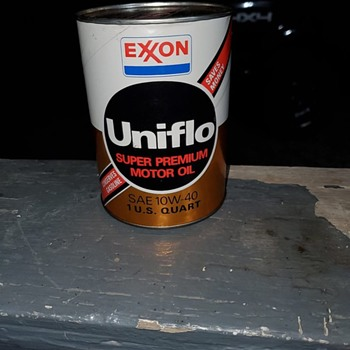 Exxon oil - Petroliana