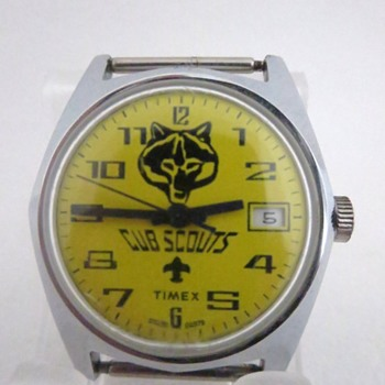 Cub Scout Wristwatch - Wristwatches