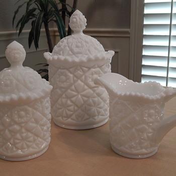 Fostoria Winburn Pattern - Glassware