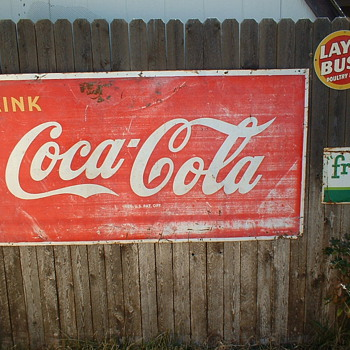 Coke Sign - Signs