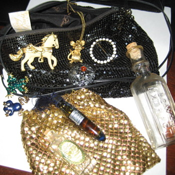 Saturday Flea Market Finds - Costume Jewelry